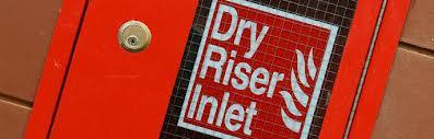 Dry Riser Testing